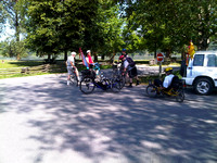 Group ride stop