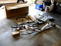 Actionbent Recumbent Assembly